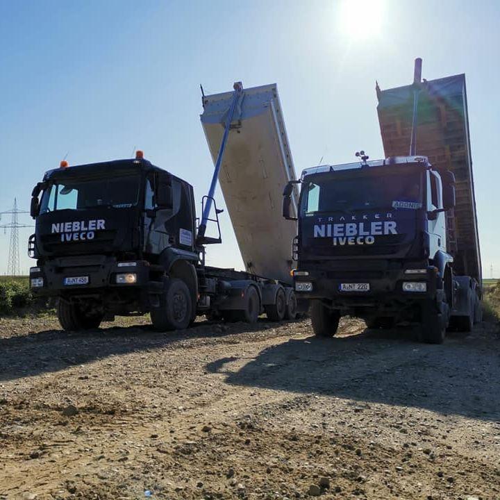 Transport und Baggerbetrieb Niebler
