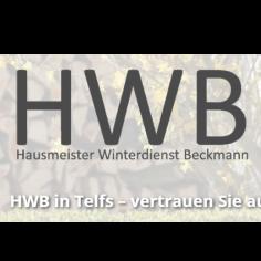 HWB-Hausmeister Winterdienst Beckmann