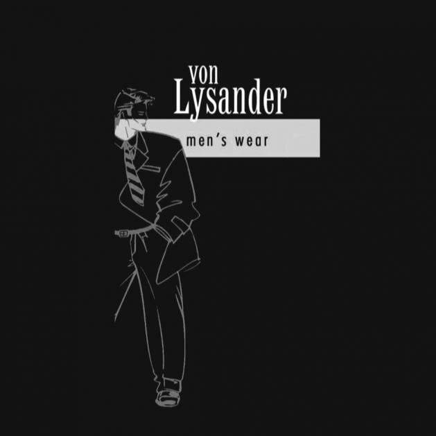 men's wear - Von Lysander
